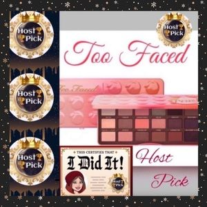 🌲🎁 • 🏆HP🏆 • 💯Authentic Too Faced Eye❣️